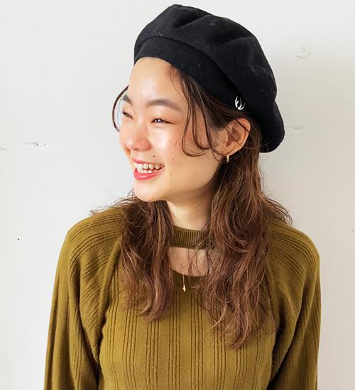 beff(べフ)京都四条河原町のヘアサロン-中尾 彩夏