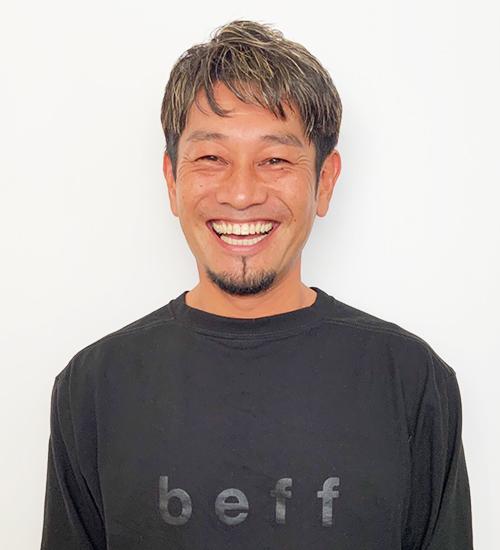beff(べフ)京都四条河原町のヘアサロン-糸日谷 修一郎